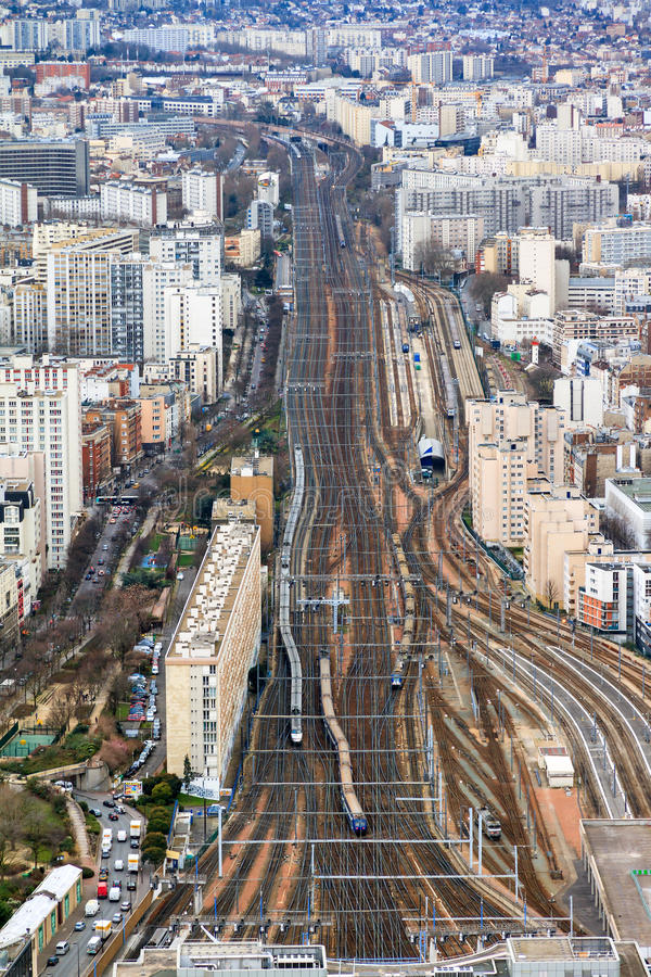 Gare Montparnasse zdjęcie stock
