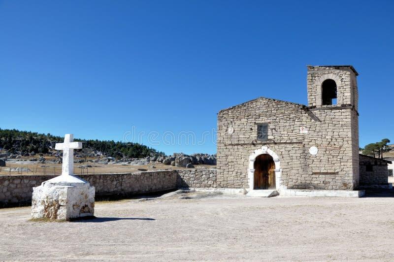Garganta de cobre (Valle de las Ranas) fotografia de stock