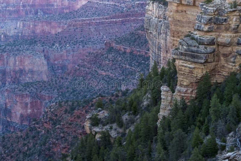 Garganta grande o Arizona imagem de stock royalty free