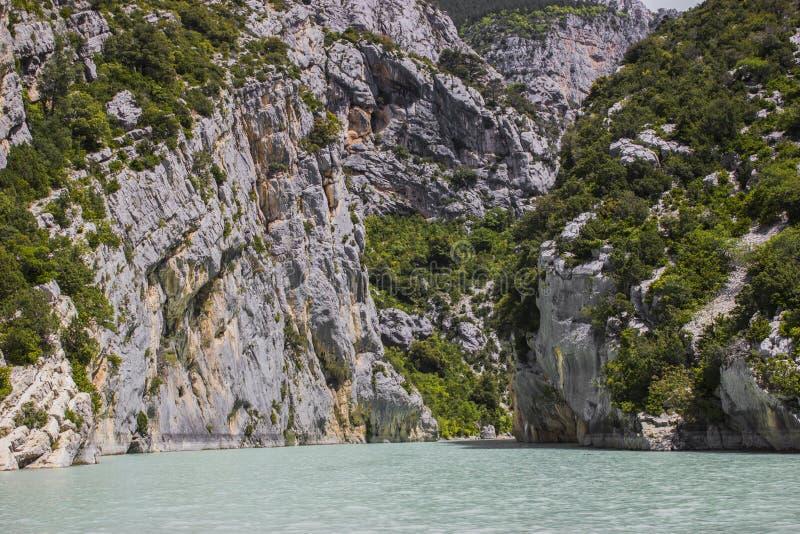 Download Gargantas de Verdon foto de archivo. Imagen de turista - 42436522