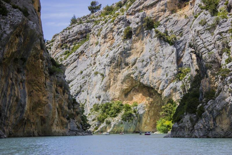 Download Gargantas de Verdon foto de archivo. Imagen de roca, turista - 42436590