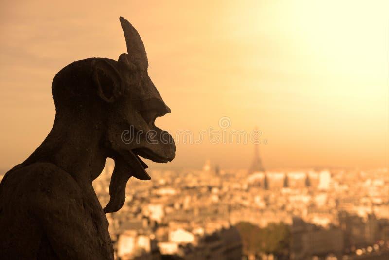 Gargoyle imagem de stock royalty free