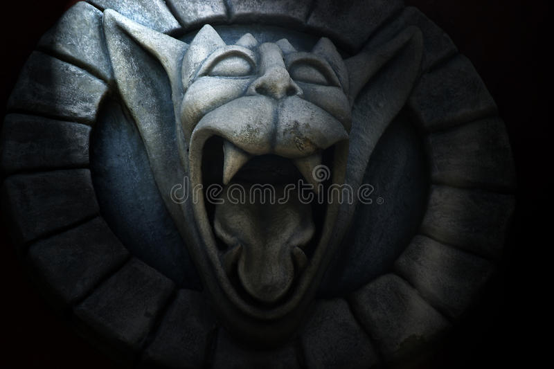 Gargoyle foto de stock royalty free