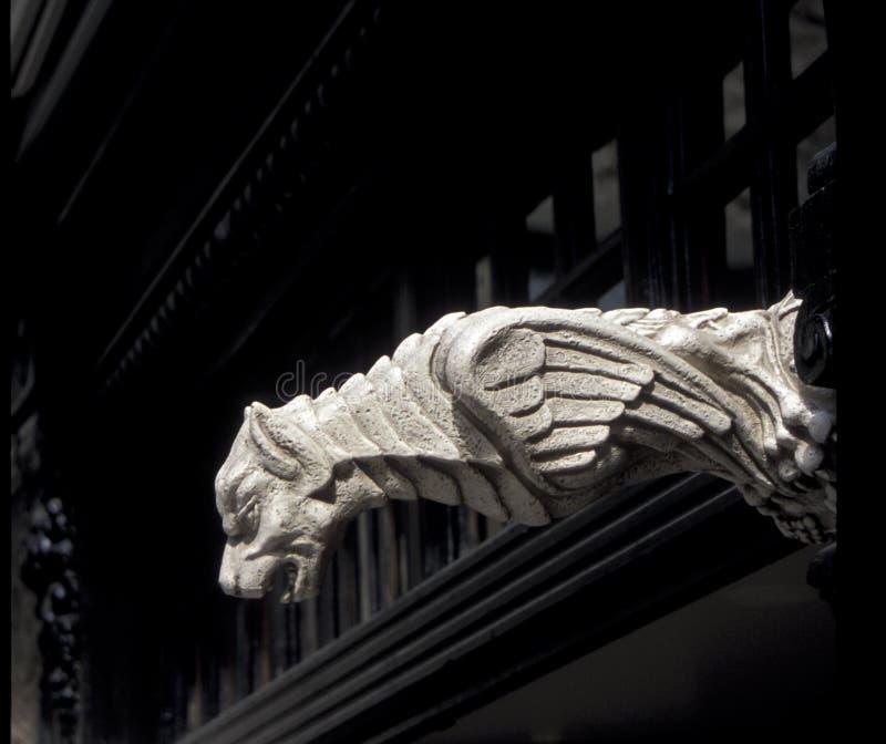 Gargoyle imagens de stock royalty free