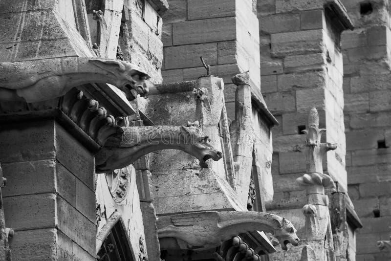Download Gargoyle stock photo. Image of gutter, creatures, artistic - 5006118