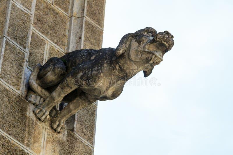 Download Gargoyle (gothic Church Architectural Detail) Stock Image - Image: 35260849