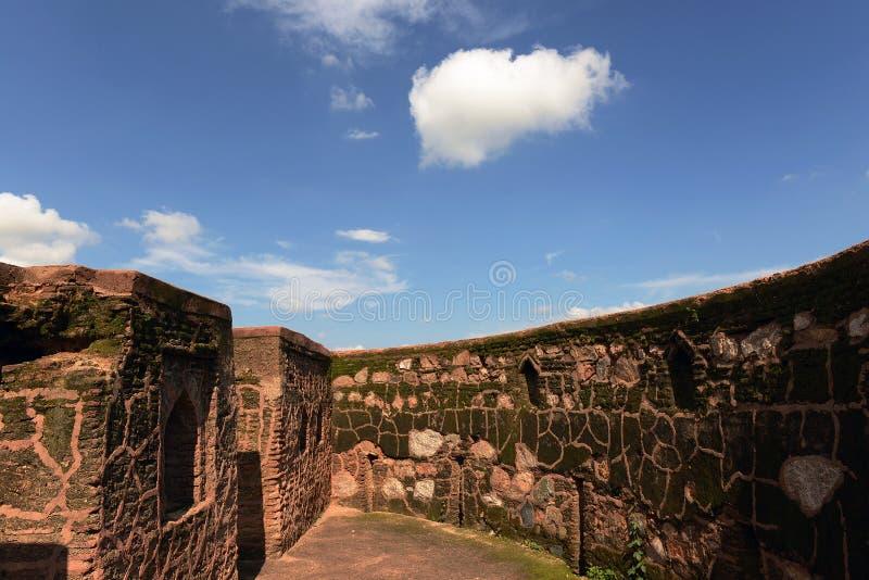 Garh Kundar fort fotografia royalty free