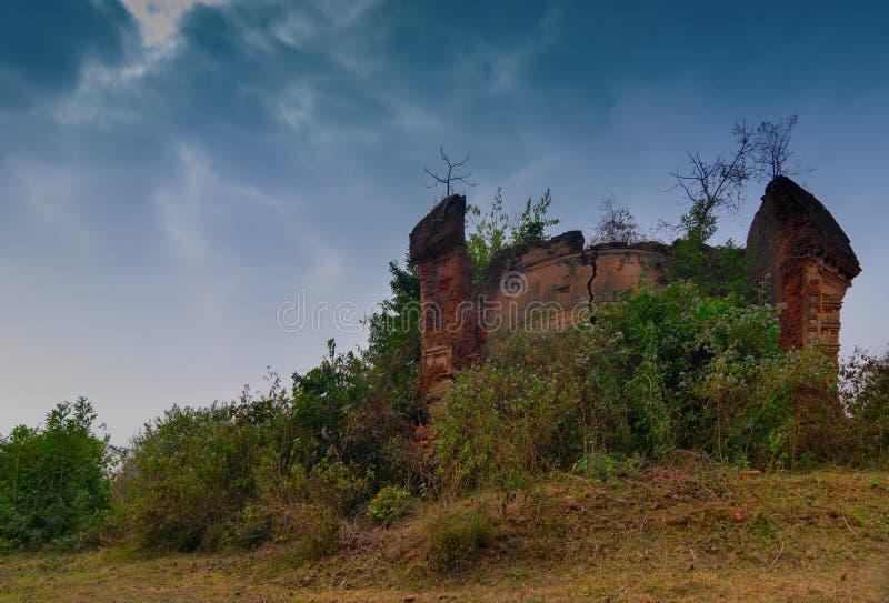 Garhpanchkot Garh -Purulia, Δυτική Βεγγάλη, Ινδία στοκ εικόνα