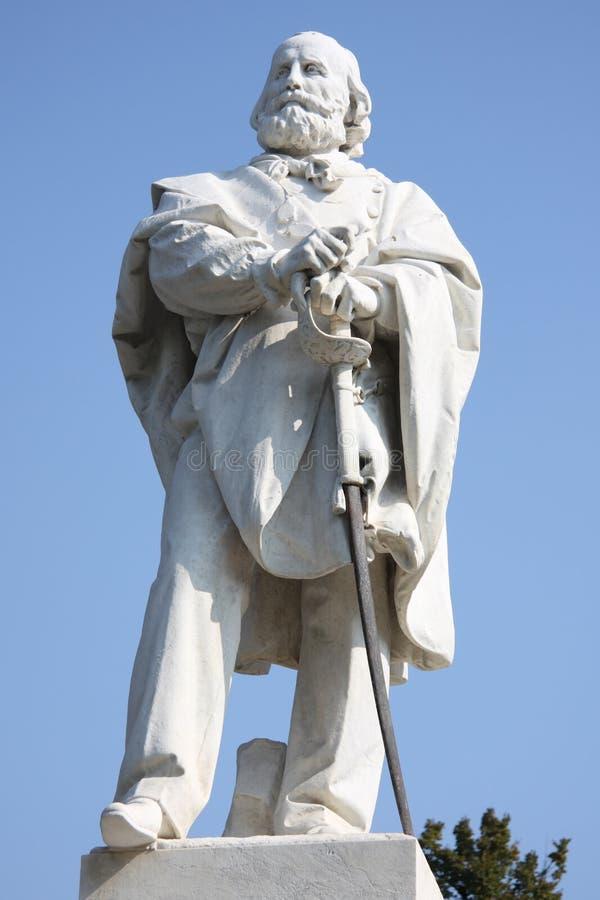 Garibaldi stock photo