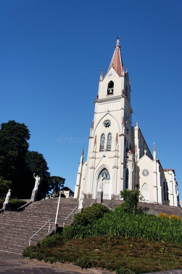 Garibaldi Saint Peter Church stock images