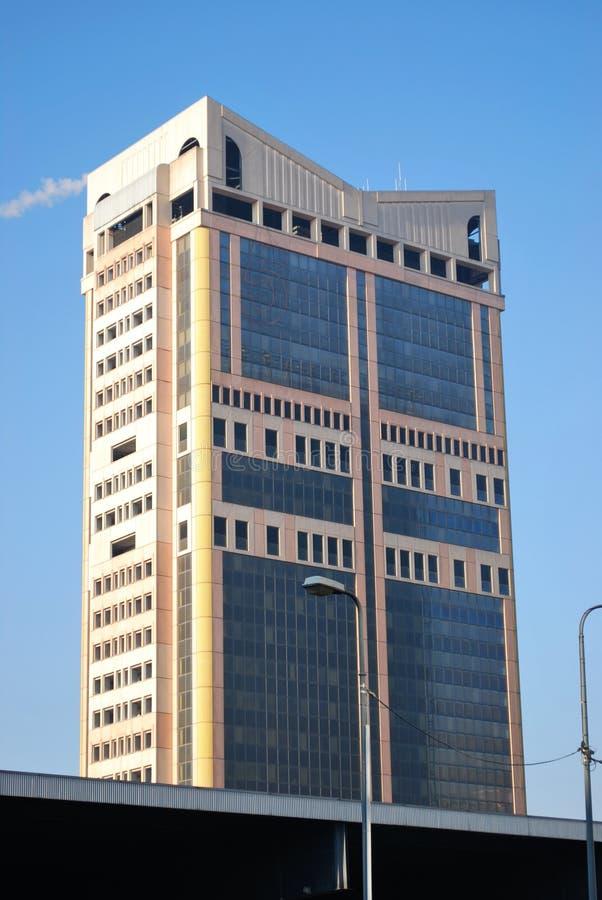 Garibaldi tower, Milan stock image