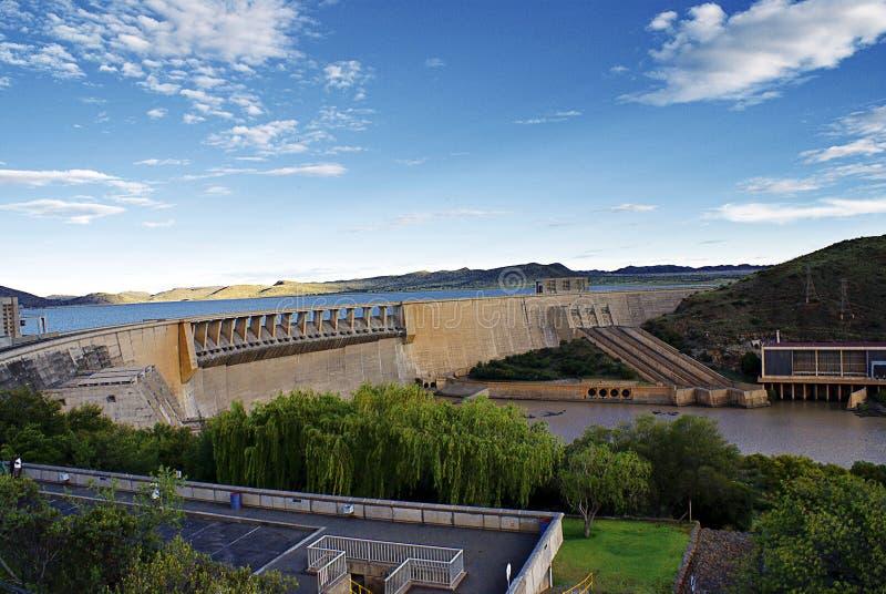 Gariep Dam Wider Royalty Free Stock Photos