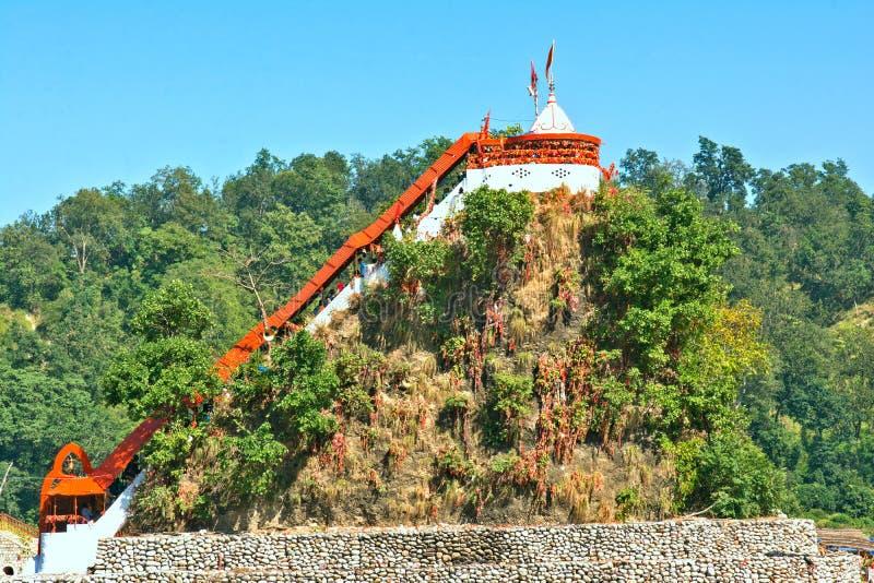Garjia świątynia fotografia royalty free