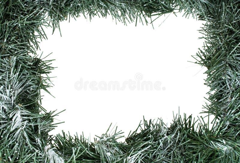 Download Garland Border stock image. Image of holiday, needle - 11767657