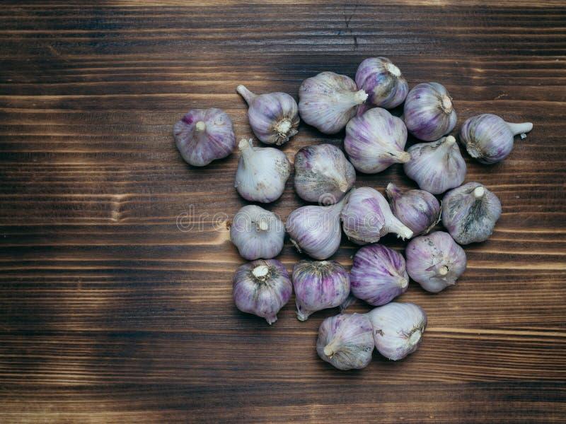 garlic fotos de stock
