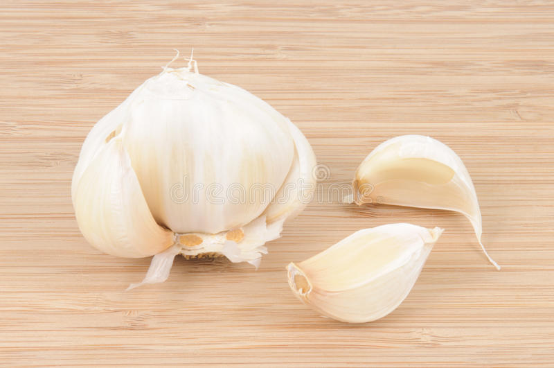 Download Garlic cloves stock image. Image of garlicky, dried, segments - 23446837