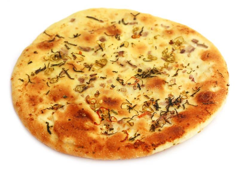 Garlic nan royalty free stock image