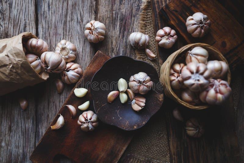 garlics stockfotografie