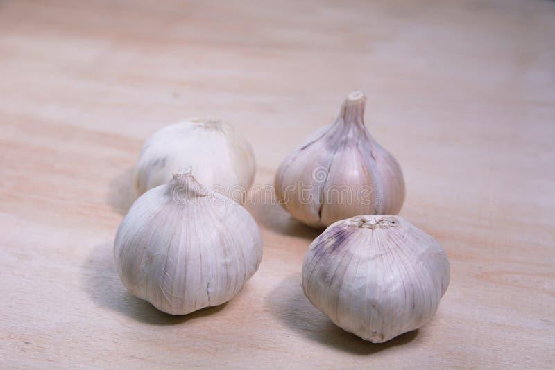 garlics image libre de droits