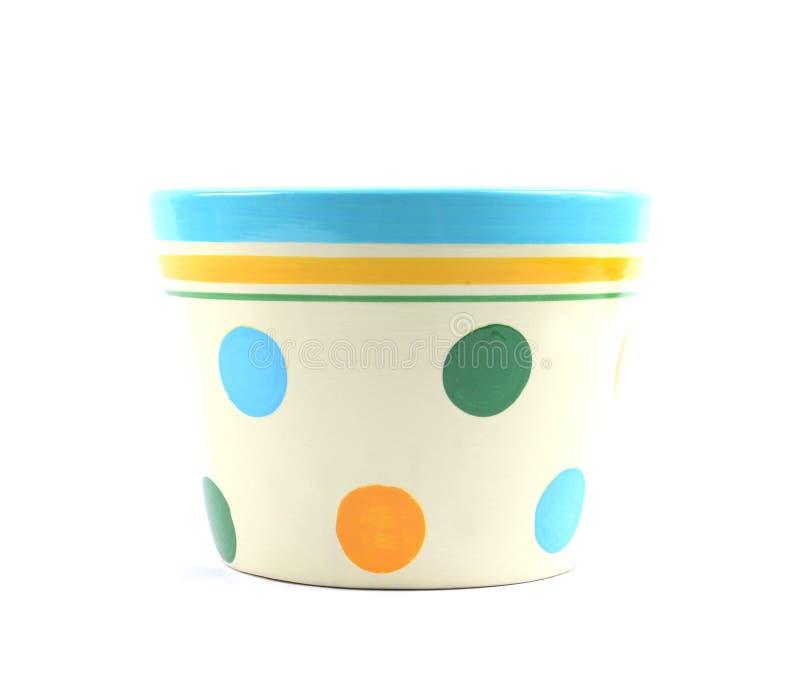 garnek ceramiczne zdjęcie stock