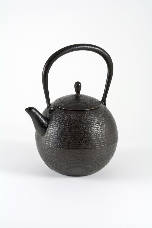 garnek japońska herbata obrazy royalty free
