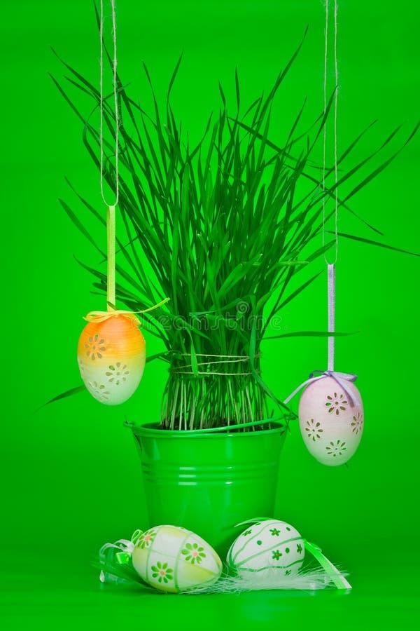 garneringeaster ägg arkivbild