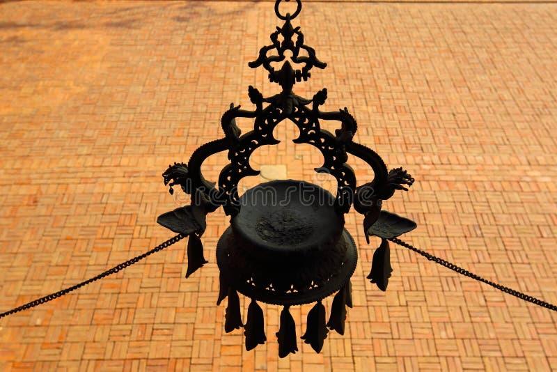 garneringhanginplatta royaltyfri bild