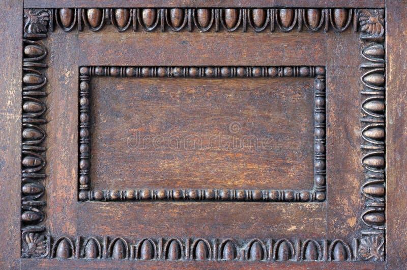 garneringprydnadträ royaltyfri foto