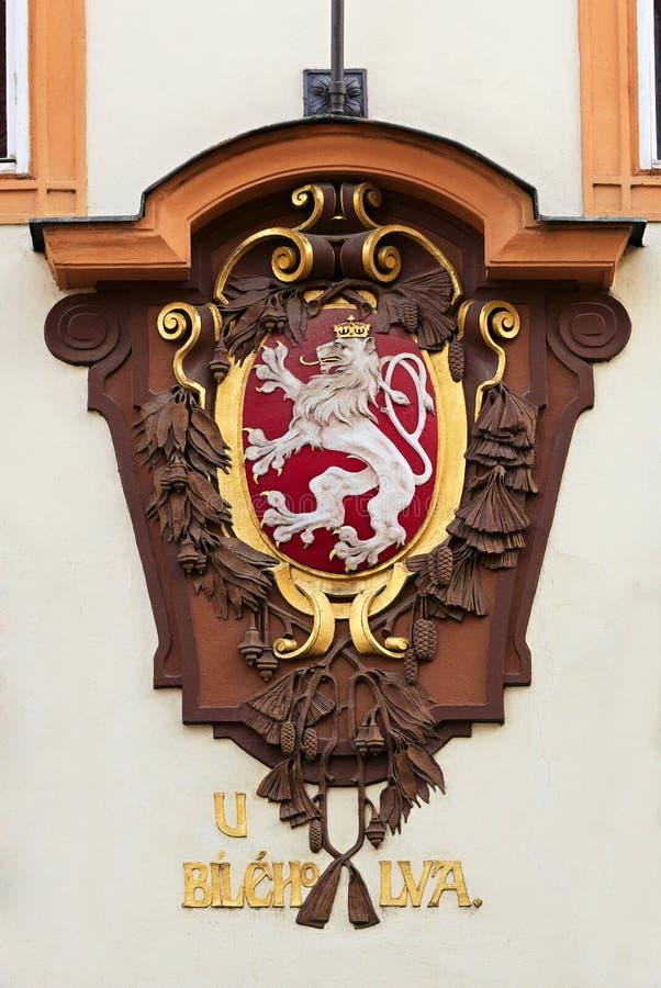 garneringyttersida royaltyfri bild