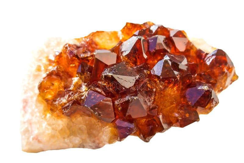 Garnet zdjęcie royalty free