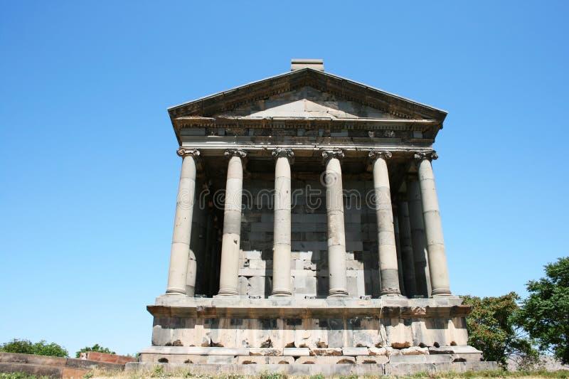 Download Garni temple stock image. Image of ancient, heritage - 24035159