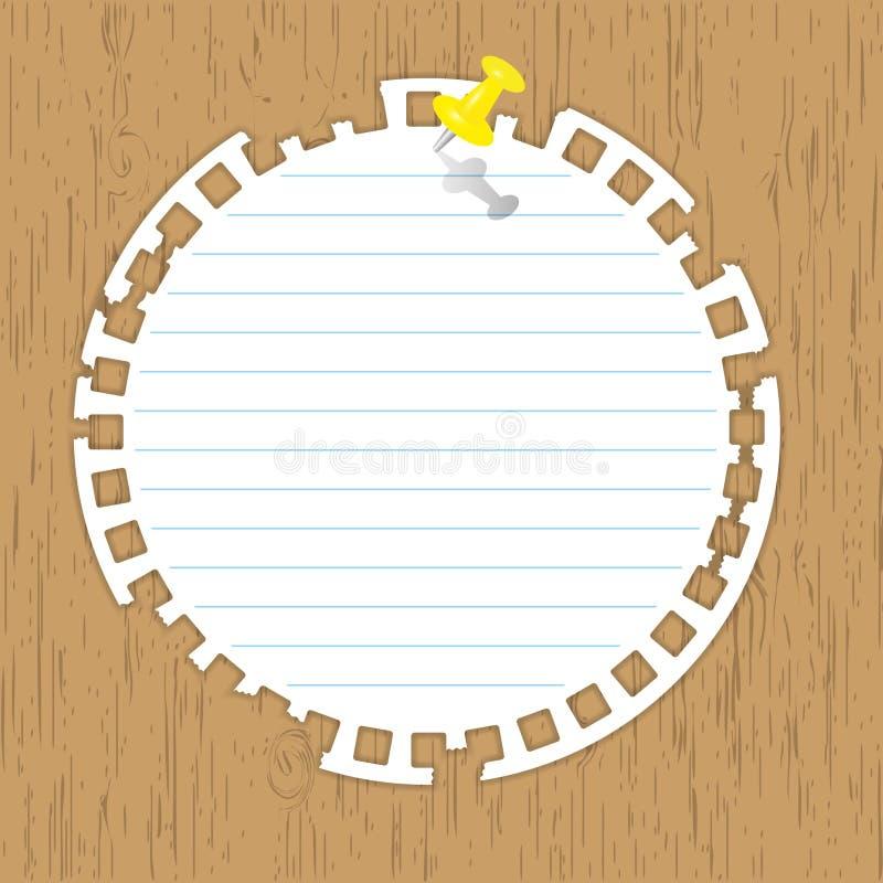 Garniture de cercle illustration libre de droits