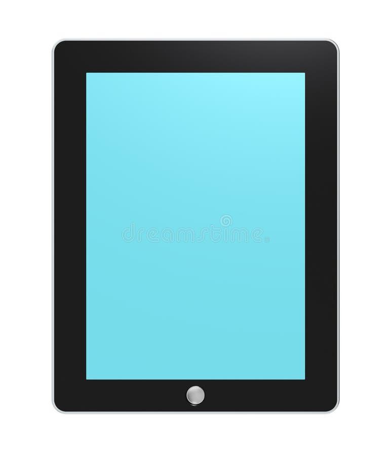 Garniture de tablette, éclairée à contre-jour. illustration libre de droits
