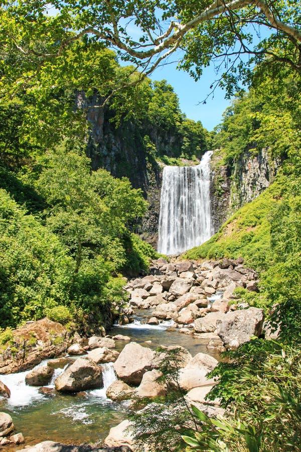 Download Garo Siklawa W Hokkaidu, Japonia Zdjęcie Stock - Obraz złożonej z kamień, południe: 57652302
