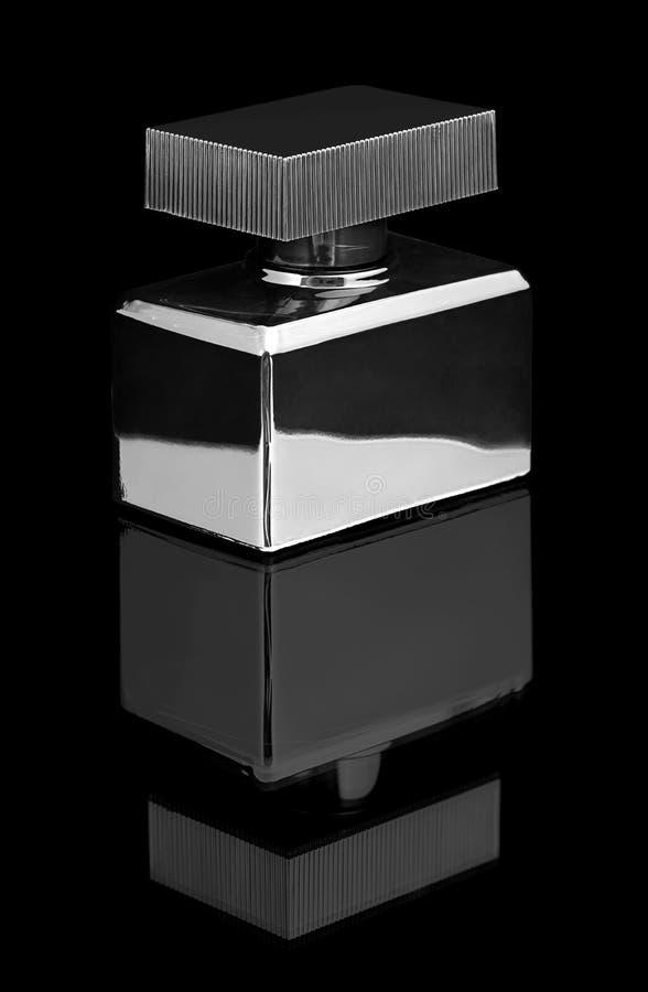 Garrafa com perfume fotografia de stock