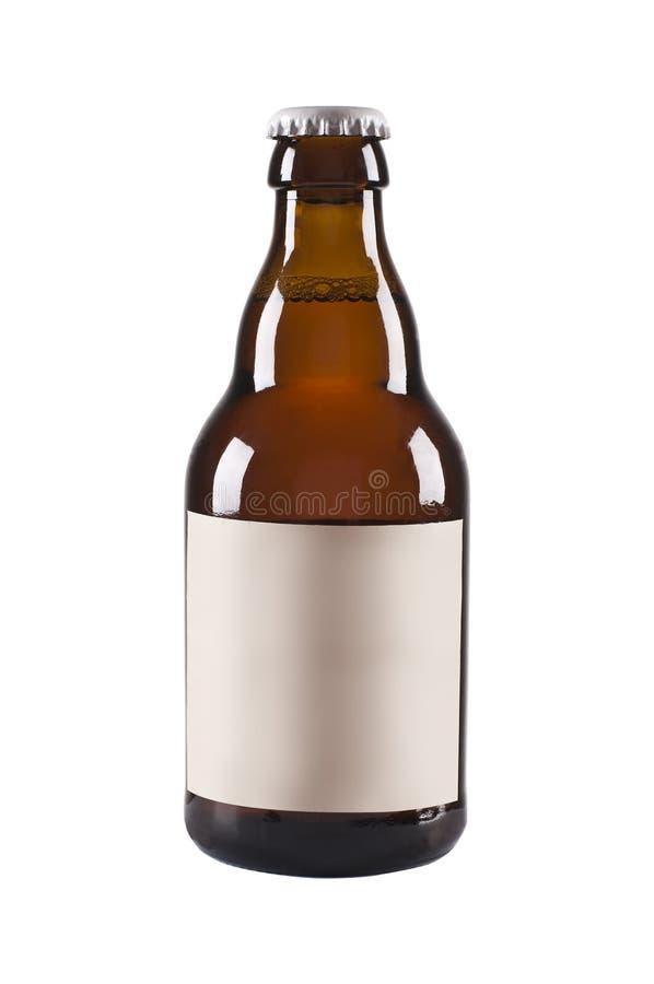 Garrafa da cerveja imagem de stock