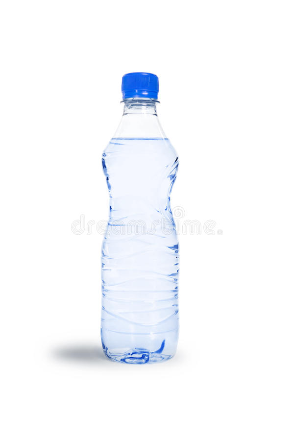 Garrafa de água imagens de stock royalty free