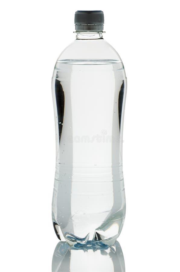 Garrafa de água mineral imagens de stock royalty free