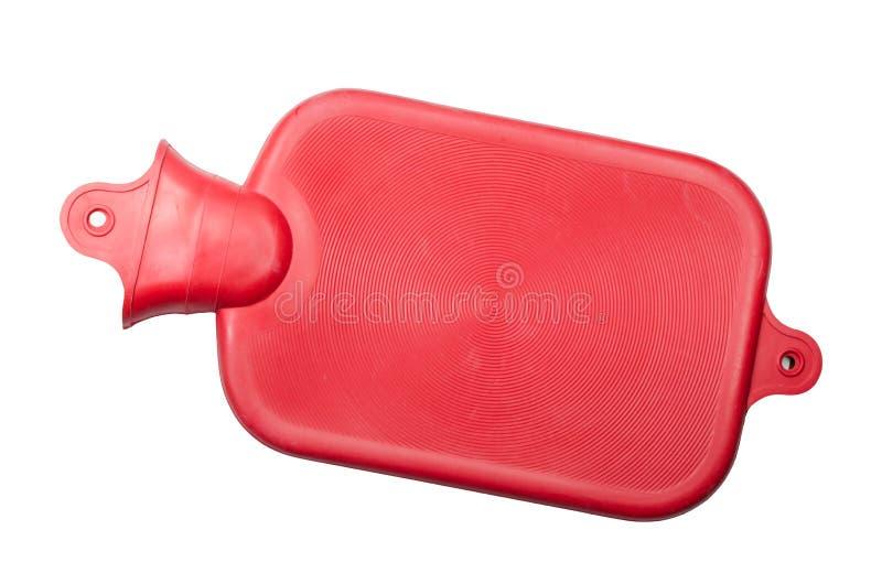 Garrafa de água quente fotografia de stock royalty free