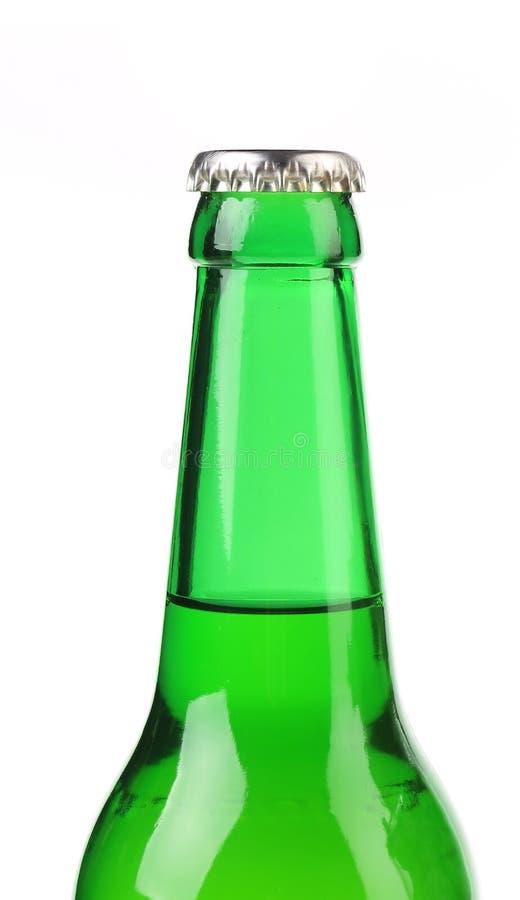 Garrafa superior da cerveja. imagens de stock royalty free