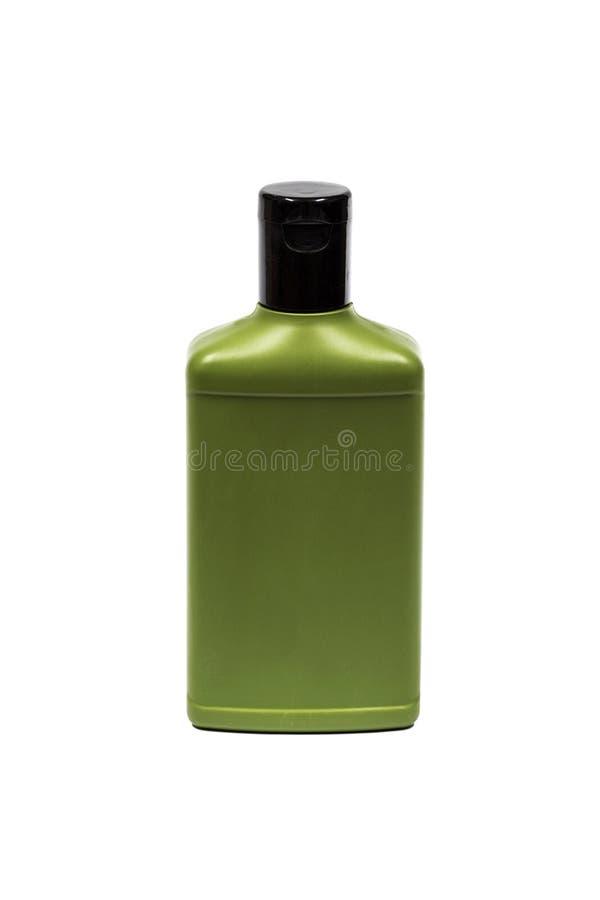 Garrafa verde imagem de stock royalty free