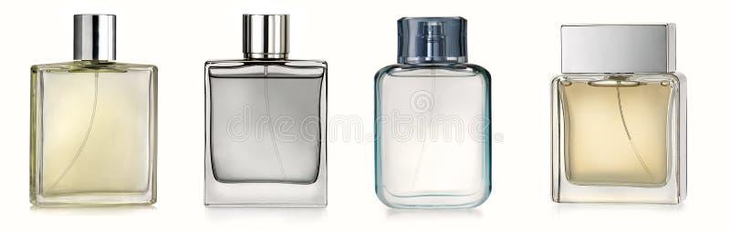 Garrafas de perfume genéricas fotos de stock