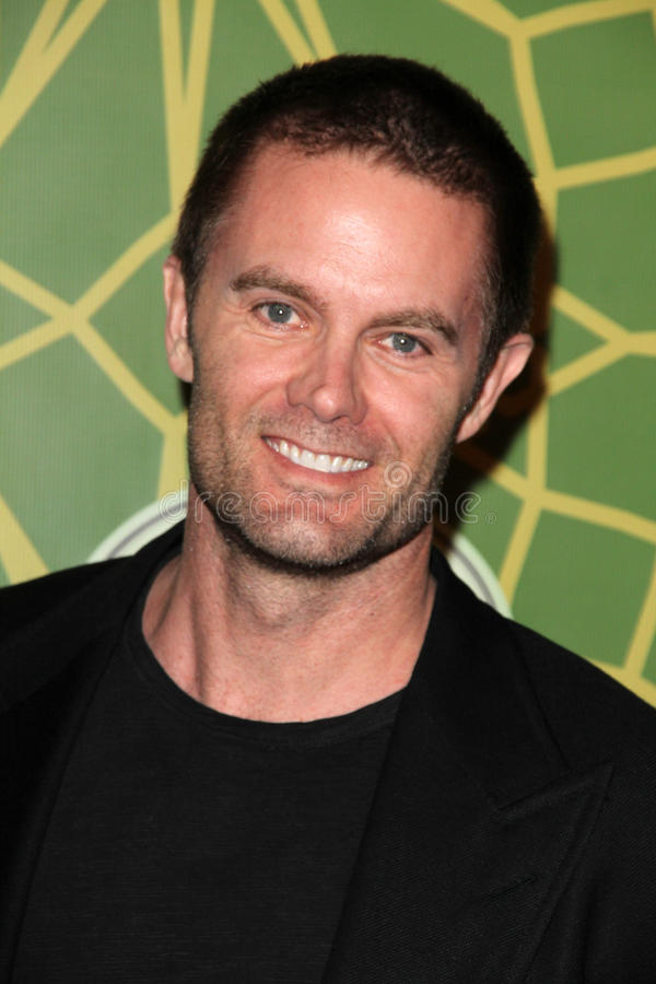 Garret Dillahunt. At the FOX All-Star Party, Castle Green, Pasadena, CA 01-08-12 stock image