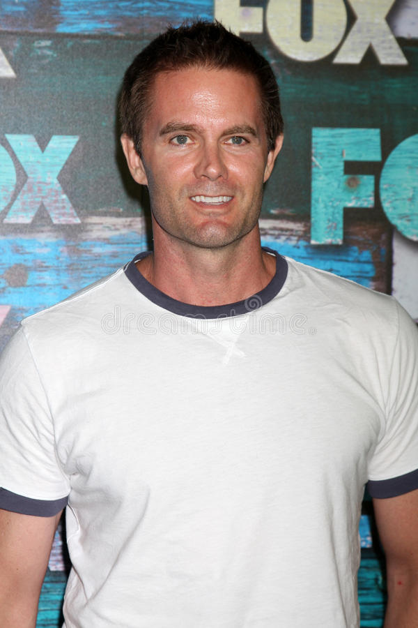 Garret Dillahunt. LOS ANGELES - JUL 23: Garret Dillahunt arrives at the FOX TCA Summer 2012 Party at Soho House on July 23, 2012 in West Hollywood, CA stock photos