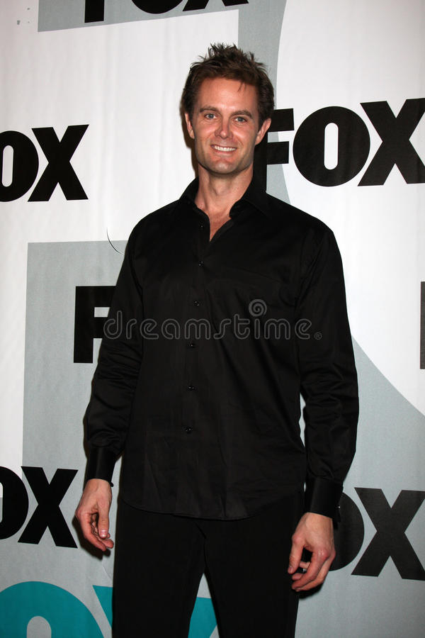 Garret Dillahunt. Arriving at the Fox TV TCA Party at MY PLACE in Los Angeles, CA on January 13, 2009 royalty free stock image