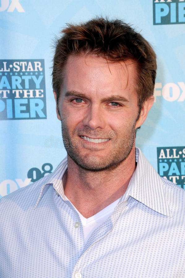 Garret Dillahunt. At the FOX All Star Party. Santa Monica Pier, Santa Monica, CA. 07-14-08 royalty free stock photography