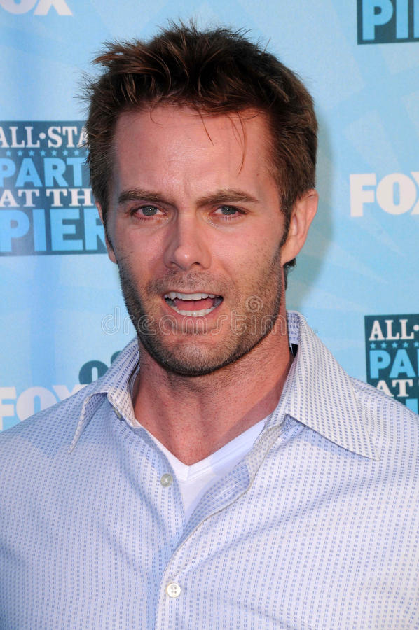 Garret Dillahunt. At the FOX All Star Party. Santa Monica Pier, Santa Monica, CA. 07-14-08 royalty free stock photos