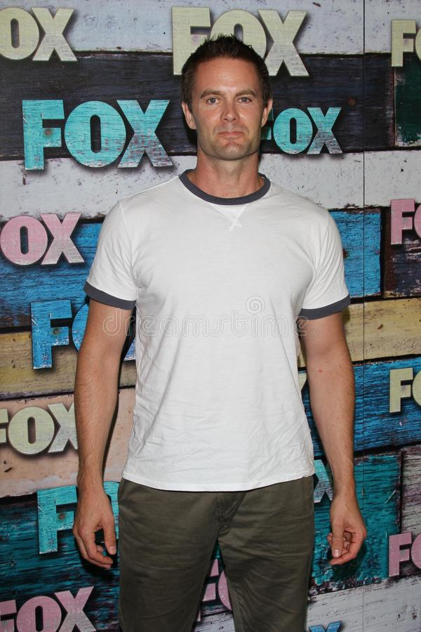 Garret Dillahunt. At the 2012 FOX Broadcasting Summer TCA All-Star Party, Private Location, West Hollywood, CA 07-23-12 royalty free stock photos