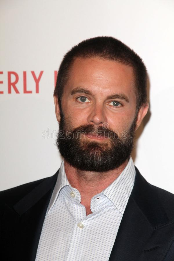 Garret Dillahunt at the Second Annual Critics' Choice Television Awards, Beverly Hilton, Beverly Hills, CA 06-18-12 stock images