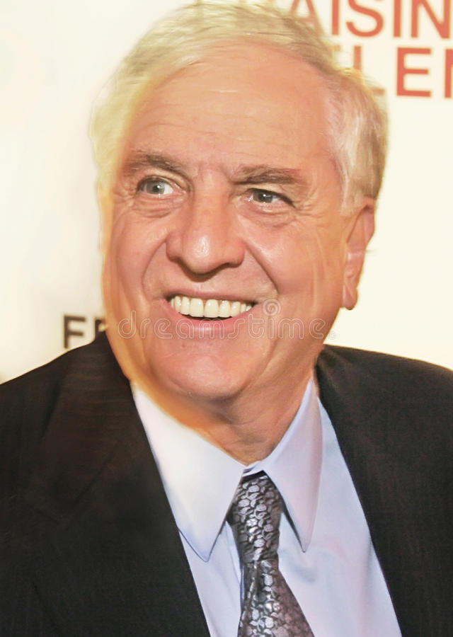 Garry Marshall. Poses on the red carpet for the New York premiere of Raising Helen, a film he directed. The ecvent took place at the Borough of Manhattan stock photos